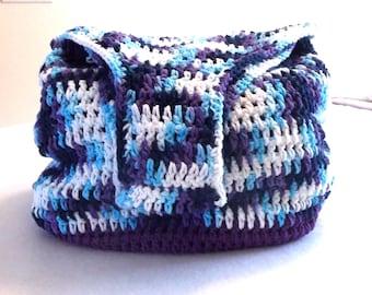 Crochet Market Bag, Market Bag, Tote Bag, Beach Bag, Crochet Hobo Bag, Crochet Mesh Bag, Crochet Beach Bag, Diaper Bag, Large Bag
