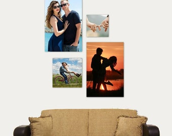 Custom Frame en Glass Printing or Acrylic Prints