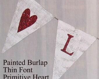 Custom banner - burlap banner - burlap sign - custom burlap sign - burlap bunting - custom sign - wedding sign - name sign - name banner