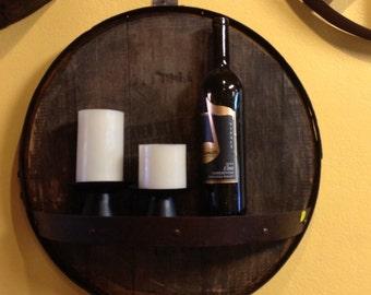 Whisky Head shelf display