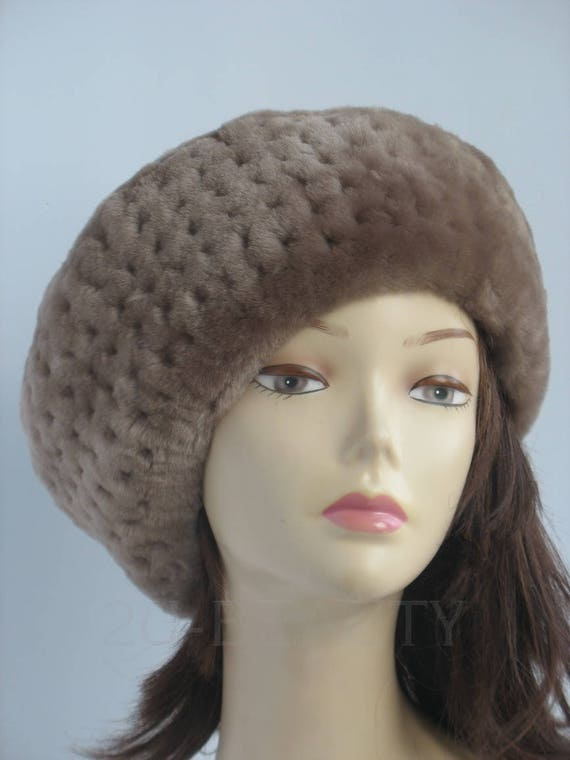 SK Hat shop Classic Winter 100% Wool Warm French Art Basque Beret Tam  Beanie Hat Cap 74a8532a305