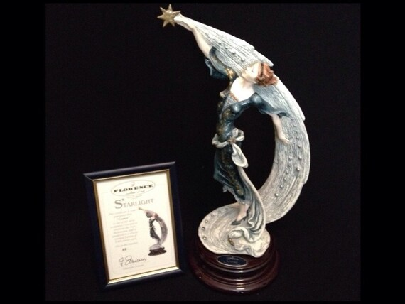 FREE SHIPPING-Fabulous-Made In Italy-Giuseppe Armani-1275-C-Comet-Limited Edition-55/5000-COA