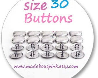 Size 30 - Cover button 20pcs/pack
