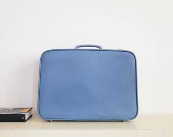 Vintage Luggage Amelia Earhart Soft Suitcase