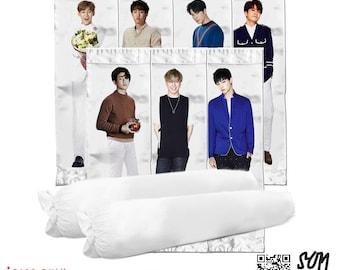 GOT7 Body Pillow/Bolster Case