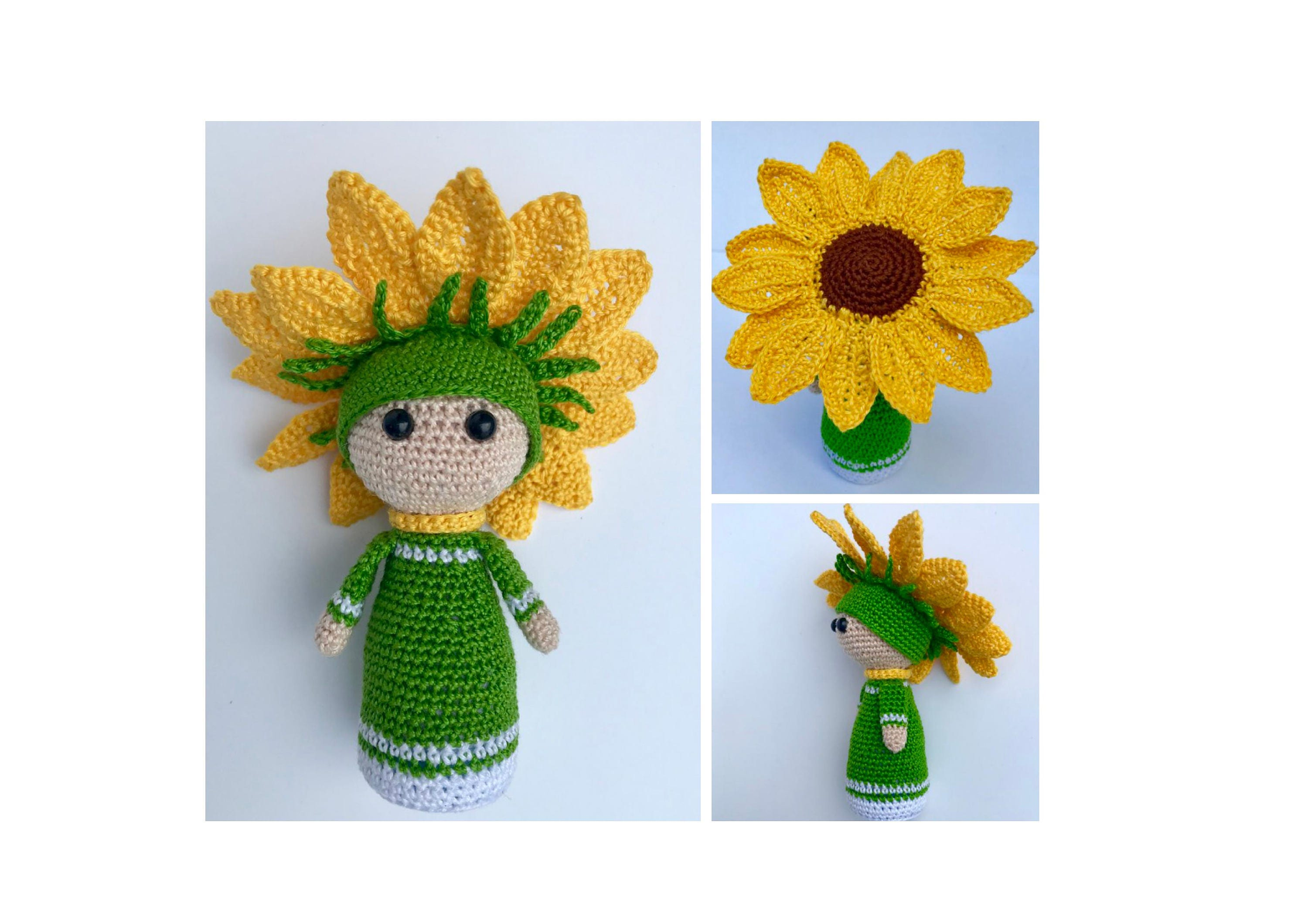 Old Fashioned Gerbera Daisy Crochet Pattern Image Collection - Great ...