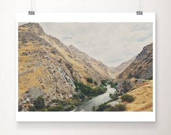 Kern river photograph mountains photograph California photograph road photograph Sierra Nevadas photograph landscape photograph