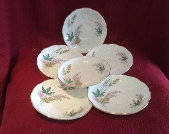 Queen Anne Louise Tea Saucer
