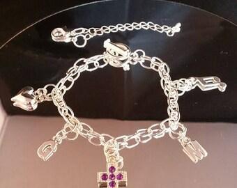SYMPHONIC MULTI-CHARM Bracelet