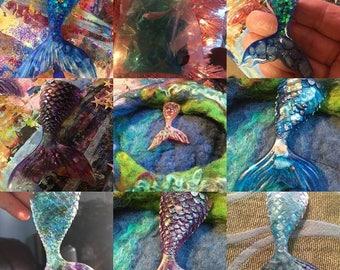 Custom Mertail Ornaments