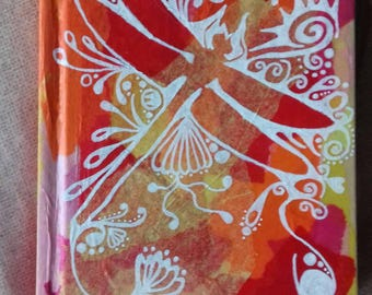 Dragonfly Sketchbook or Journal