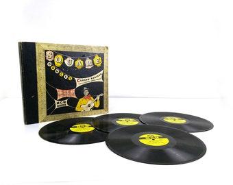 Square Dances Album Set/ Carson Robison and his Square Dance Music