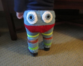 Monster Pants  Custom Made