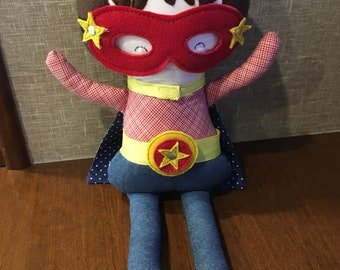 Super Hero Dolly