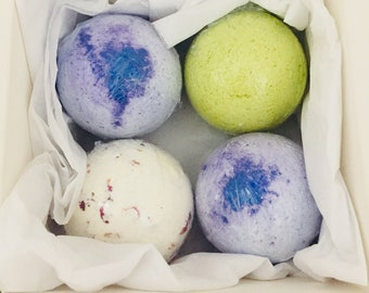 Mother's Day Gift Bath Bomb set of 4