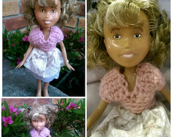 Macy Doll - Recycled Restyled Bratz Doll OOAK One of a kind - by Best Friend Dolls Store