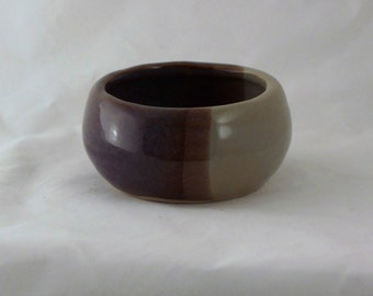 pottery Shaving Bowl