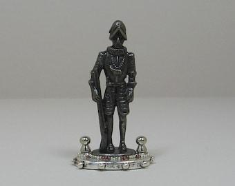 Dollhouse Miniature Conquistador Floor Statue