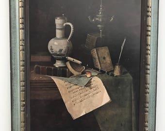 William M Harnett 1848-92 My Gems National Gallery of Art Washington DC