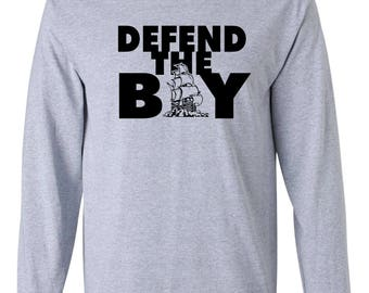 Defend the Bay Long-Sleeved Shirt