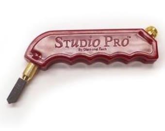 Studio Pro Glass Cutter-Pistol Grip Glass Cutter-Glass Cutting Tools