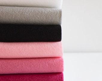 Glamour - Wool Blend Felt Sheets - 6 sheets