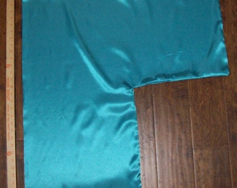 Boomerang Satin Pillowcase many colors to choose from, end zipper, Custom made