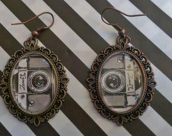 Retro Arty earrings