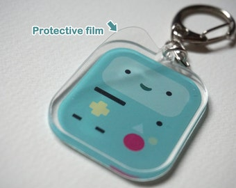 Adventure Time BMO charms