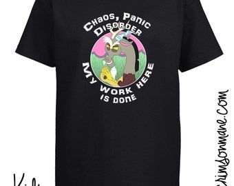 Discord MLP:FiM T-Shirt