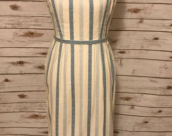 1960s Wiggle Dress