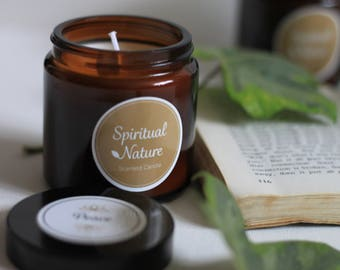 Homemade Scented candle