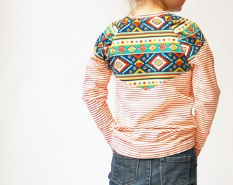 Lucille Top PDF Sewing Pattern