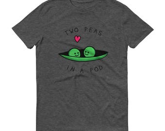 Two Peas In A Pod 2 - Short-Sleeve T-Shirt
