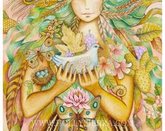 Gaia - The Ancient Greek Earth Goddess