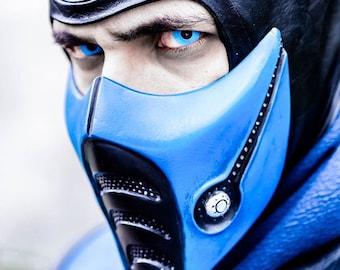 mask / mask sub zero mortal kombat