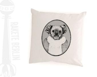 cushion cover  'Koala bear drawing'
