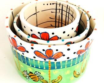 Nesting Bowls - B298