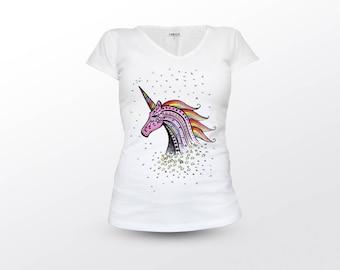 Unicorn T-Shirt, Always Be A Unicorn, Unicorn Cloathing, Unicornio, Unicorn Tshirt, Unicorn Shirt, Unicorn Tee, Love Unicorns, Einhorn