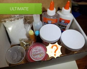 Diy squishy kit etsy diy slime kit solutioingenieria Images