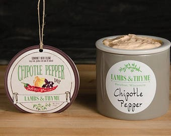 Chipotle Pepper Dip from Lambs & Thyme