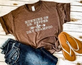 Running on Dr. Pepper & Dry Shampoo
