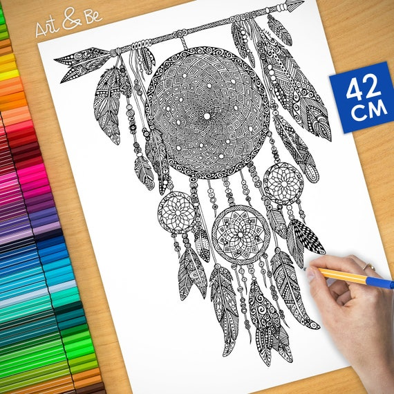 Coloring poster - DREAMCA...
