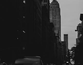 Empire State Building, Dusk