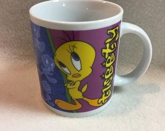 Looney Tunes Tweety Bird Mug (#026)