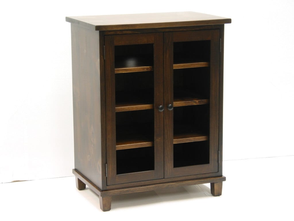 pertaining amazing and with lake glass media cabinet to mountain small cozy doors