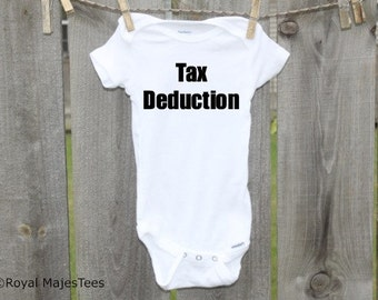 Tax Deduction Onesies®, Accountant