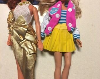 Vintage 1987 Hasbro Barbie, Maxi