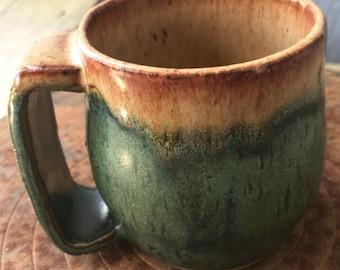 Hand Thrown Mug