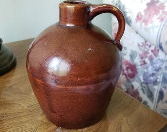 Cute little Brown Vase